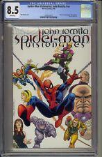 SPIDER-MAN VISIONARIES: JOHN ROMITA SR. #1 - CGC 8.5 - 2003522012