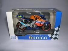 PROTAR HONDA RC 211 V TEAM REPSOL World Champion 2002 Valentino Rossi # 46, 1:22