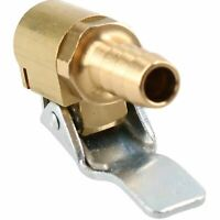 PCL Euro Clip On Tyre Valve Air Connector Open End 6.35mm Hose Tail CO8H72