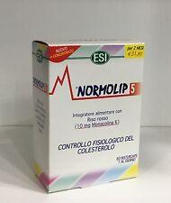 2 CONF. NORMOLIP 5 COLESTEROLO E TRIGLICERIDI 60 CPS