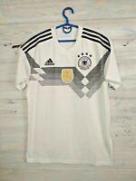 Germany Jersey 2018/19 Home MEDIUM Shirt Trikot Mens Football Adidas BR7843
