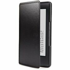 Amazon Kindle Leather Cover Black Does Not Fit Kindle Paperwhite Touch Or
