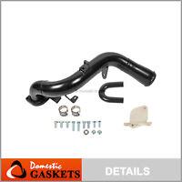 6.6 Duramax LMM EGR Delete Kit High Flow Intake Elbow 07-10 Chevrolet Diesel