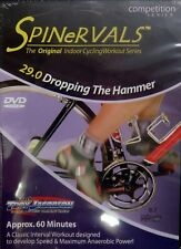 Spinervals Cycling Dvd 29.0 Dropping The Hammer