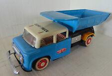 Dump Truck - Vintage pressed tin toy