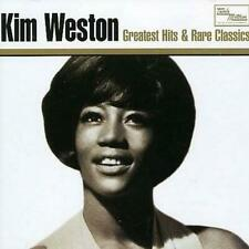 KIM WESTON Greatest Hits & Rare Classics NEW & SEALED CLASSIC SOUL MOTOWN CD