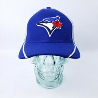New Era 39 Thirty MLB Authentic Toronto Blue Jays Fitted Hat Cap Size S