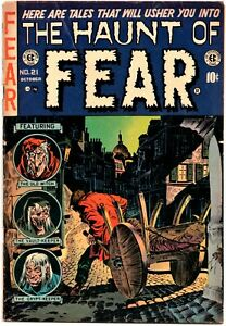 THE HAUNT OF FEAR 21 - 3.0 G/VG
