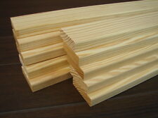 10 Holzbretter Southern Yellow Pine 19 x 65 x 1400mm