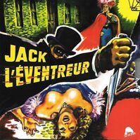 JACK THE RIPPER (Blu-ray)* Limited Ed. UNCUT European Version + US/UK Blu-Ray