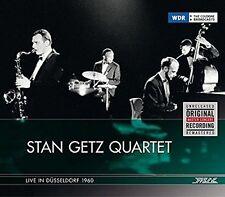 Live in Dusseldorf 1960 by Stan Getz Quartet (Sax) (Vinyl, Jan-2015, Delta)