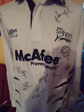 Sale Sharks Memorabilia Rugby Union Shirts