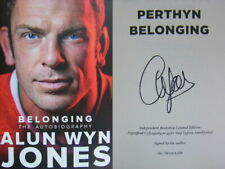More details for signed book belonging the autobiography by alun wyn jones hdbk 2021 red edge