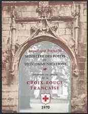 FR CARNET CROIX ROUGE DE 1970 N°2019 - NEUF ** AVEC GOMME D'ORIGINE - COTE 16€