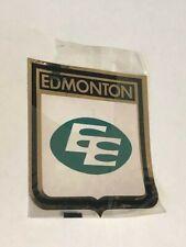 Rare Vintage CFL Edmonton Eskimos Sticker Decal