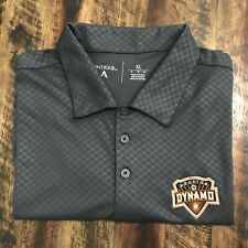 Houston Dynamo Antigua Polo Shirt Size XL