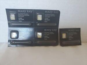 "Mary Kay Nourishine Plus ""Starry"" Lip Gloss Samples (Set of 5)"