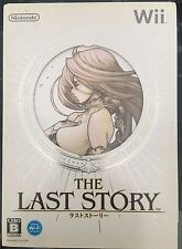 Last Story Nintendo Wii Video Game Japan Import