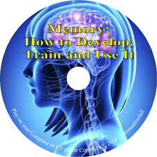 Memory How to Develop, Train and Use It By William Atkinson Mp3 Audio Book on CD