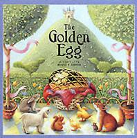 The Golden Egg by A. J. Wood (Hardback, 2002) lovely easter book