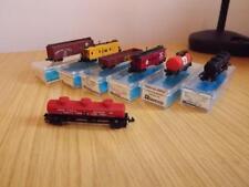 Ab173: Rivarossi N Gauge Freight Wagons  x 7