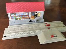 Thomas and Friends TRACKMASTER Sir Topham Hatt Station Sounds Track pack AS NEW