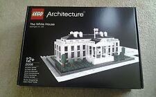 * Nuovo * LEGO ARCHITECTURE 21006 LA CASA BIANCA