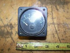 Lewis Eng Co. Aircraft Temperature Gauge Model 49B12