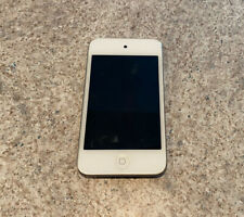 Apple iPod touch 4th Generation White (16 GB) Good Condition