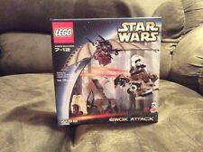 Lego Star Wars Episode IV-VI Ewok Attack (7139) NIB Retired Set