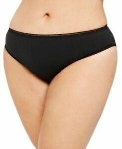Calvin Klein Women's Plus Size Bikini Underwear-Panties  Black or Pink  1X to 3X