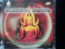 """THE WORLD OF BUDDHA BEATS"" ALBUM - ZYX MUSIC 2004. 22 Tracks On 2CDs. VGC"