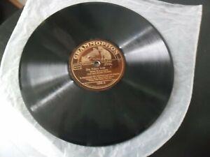 Grammophon Schellackplatte * Die Fahne Hoch* Horst Wessel - 78 RPM