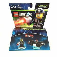 LEGO DIMENSIONS The Lego Movie Bad Cop & Police Car  Fun Pack 71213   NOS