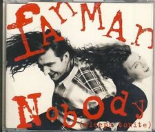 Fanman-Nobody (Sleeps Tonite) CD MAXI 1994