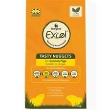 3 x 10kg (30kg) Burgess Excel  Nuggets Guinea Pig Food  only £1.65 per kilo
