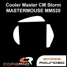 Corepad Skatez Cooler Master MasterMouse MM520 Ersatz PTFE Mausfüße Hyperglides