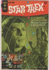 STAR TREK # 3   GOLD KEY 1968  Spock