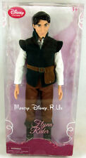 "NEW Disney Store Tangled Movie Flynn Rider Doll 12"" Classic Barbie Princess Toy"