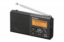 SONY XDR P1DBP PORTABLE POCKET DAB DAB+ & FM Radio