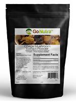 Chaga Mushroom Powder 30% Polysaccharides Non-GMO 4oz Pure Extract Immune Boost