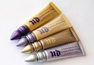 NIB Urban Decay Eyeshadow Primer Potion in Anti-Aging or Eden Full Size!