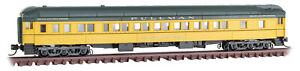 Micro-Trains MTL N-Scale Heavy Sleeper Car Chicago Northwestern/CNW Georgetown U