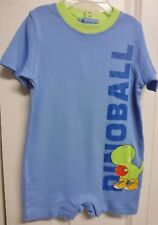Baby Connection Boys One Piece Baby Size 18 M Dino Ball