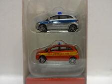 Herpa 066549 Mercedes Benz B-Klasse Polizei und Feuerwehr N 1:160 Neu