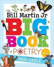 New -The Bill Martin Jr Big Book of Poetry (Hardcover) with dust cover.