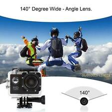 Waterproof Camera 1080P Outdoor Sports Action Video Photo Bike DVR USB 2.0
