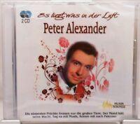 Peter Alexander + Es liegt was in der Luft + Album mit 25 großen Hits auf 2 CD +