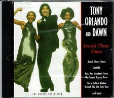Tony Orlando and  Dawn Knock Three Times   BRAND  NEW SEALED CD