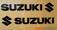 PEGATINA / STICKER / VINILO MOTO  Suzuki